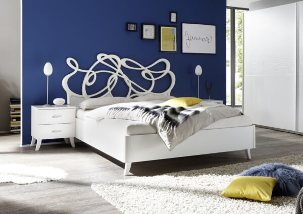letto-moderno-decorato-bianco-economico-romantico (2)