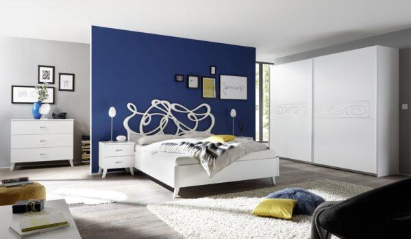 letto-moderno-decorato-bianco-economico-romantico (4)